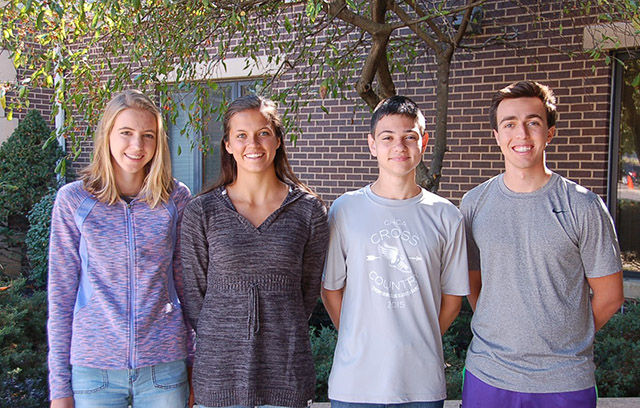 Four CHCA Seniors Named 2017 National Merit Finalists