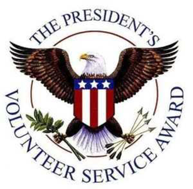 Seventy-one CHCA Students Earn The President's Volunteer Service Award