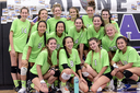 CHCA Volleyball Teams Raise Over $3,700 for the Leukemia and Lymphoma Society
