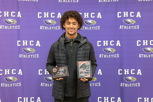 CHCA Athletes and Coaches Recognized by the Miami Valley Conference