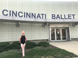 "CHCA Student Cast in the Cincinnati Ballet's production of ""The Nutcracker"""