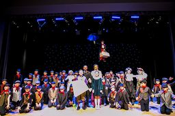 "CHCA Students Present Disney's ""Mary Poppins JR."" to Four Sold Out Crowds"