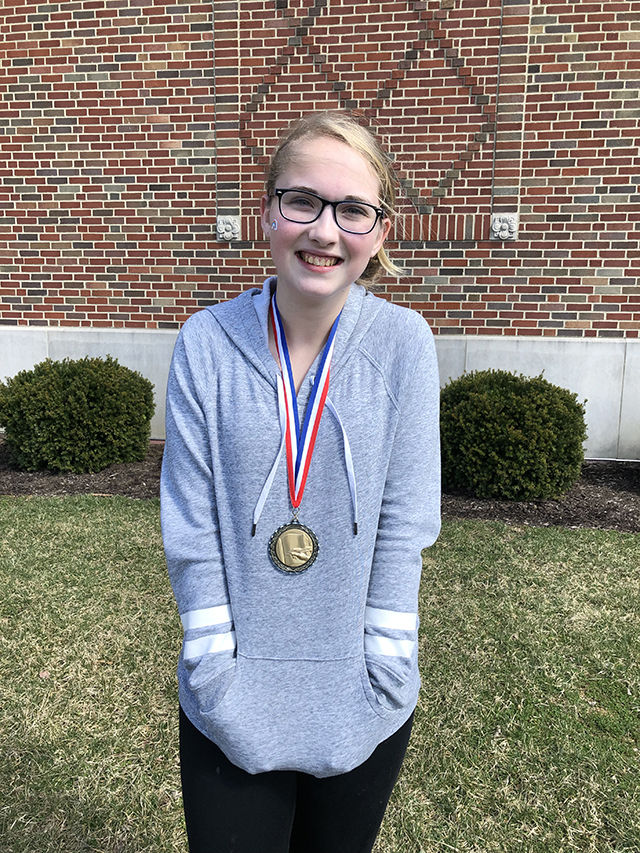 CHCA Student Qualifies for Power of the Pen State Tournament