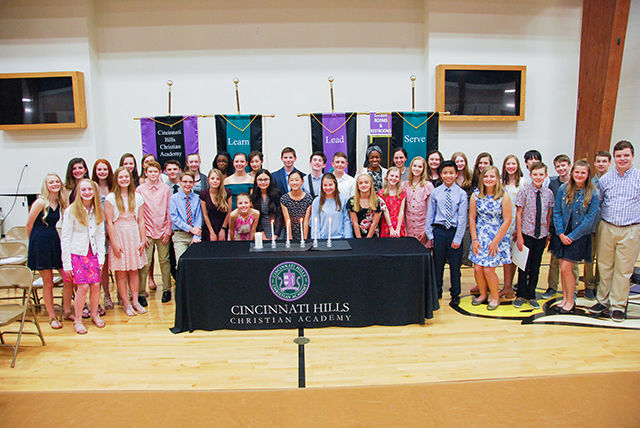 CHCA Announces 2019-2020 NJHS Inductees