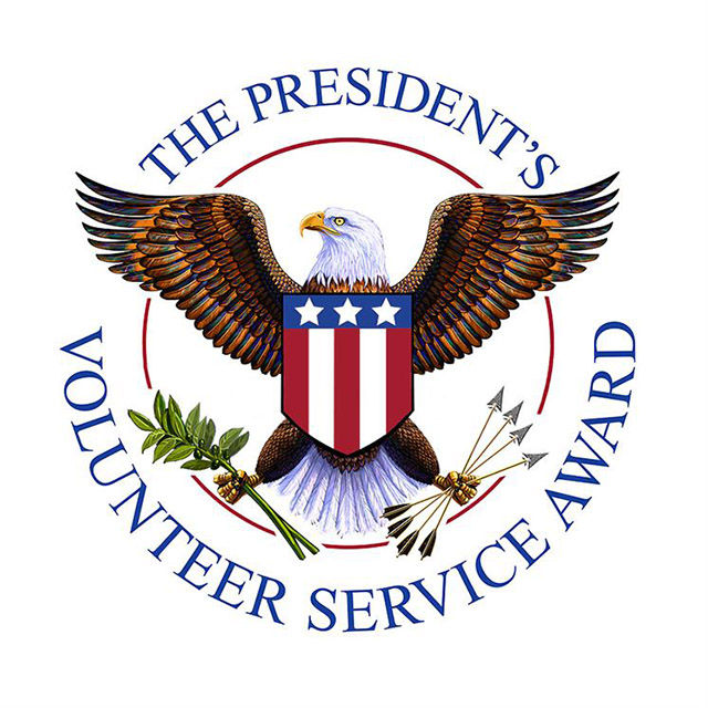 145 CHCA Students Earn The President's Volunteer Service Award