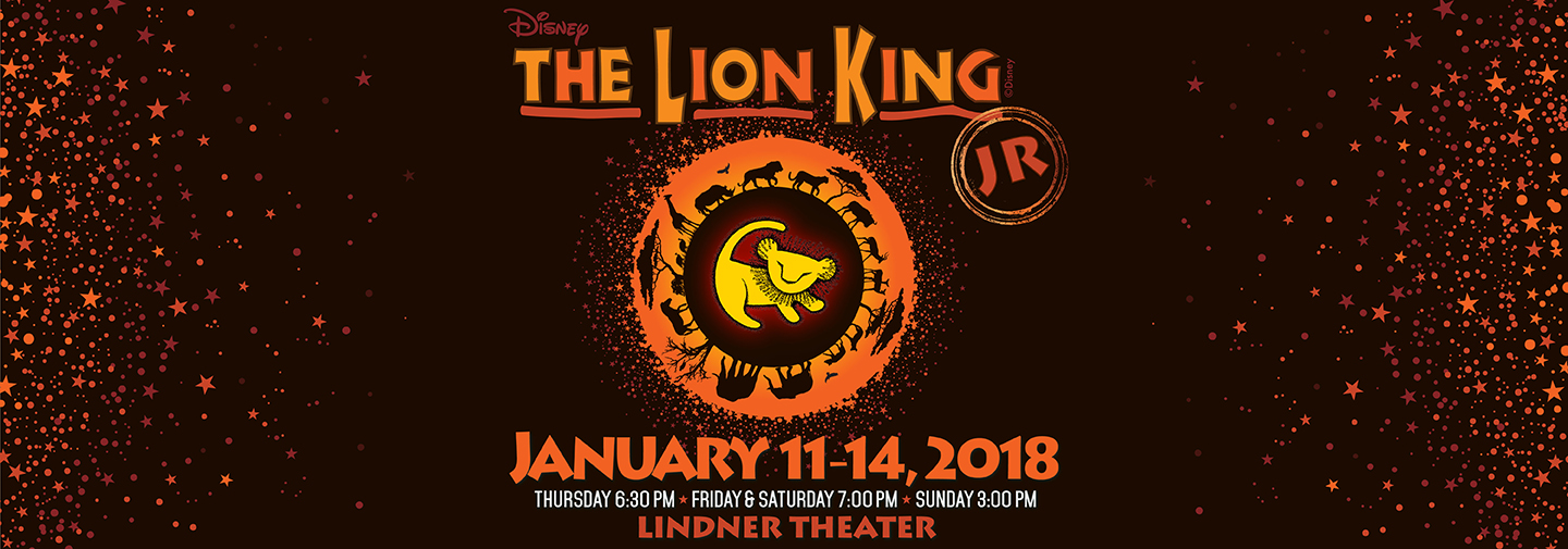 Xthe Lion King Jr Homepage Cincinnati Hills Christian Academy